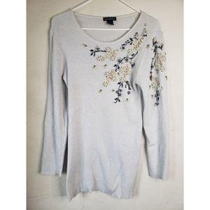 Lauren Michelle  long sleeve sweater